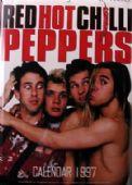 Red Hot Chilli Peppers - 1997 Calendar